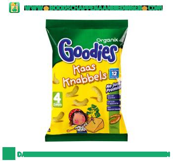 Organix Goodies kaas knabbels aanbieding