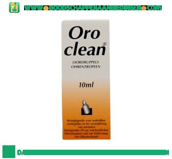Oroclean Oordruppels aanbieding