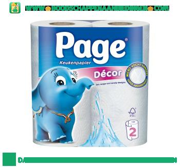 Page Keukenpapier aanbieding