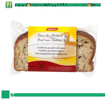 Pain du Chateau Landbrood glutenvrij bruin aanbieding