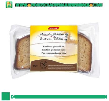 Pain du Chateau Landbrood glutenvrij wit aanbieding