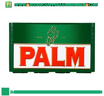 Palm Krat 24 flesjes 0.25 liter aanbieding