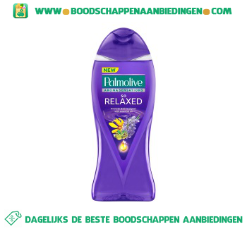 Palmolive Douche sensations relaxed aanbieding