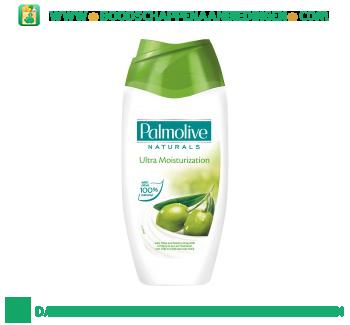 Palmolive Naturals douchemelk met olijf & hydraterende melk aanbieding