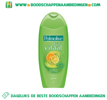 Palmolive Shampoo fris volume aanbieding
