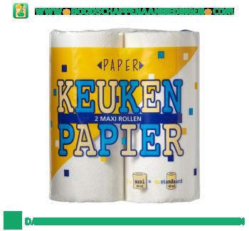 Paper Keukenpapier maxi aanbieding