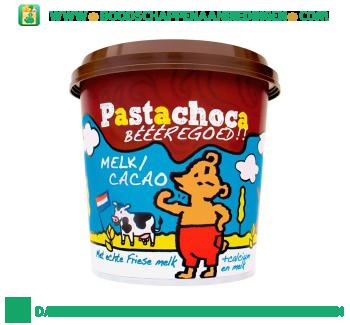 Pastachoca Melk cacao aanbieding