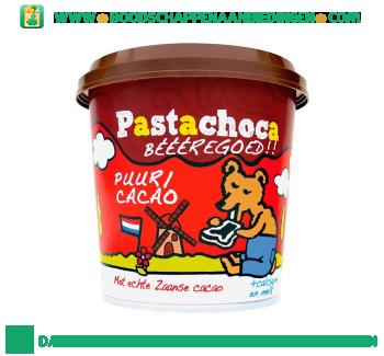 Pastachoca Puur cacao aanbieding