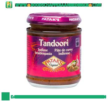 Kruidenpasta tandoori aanbieding