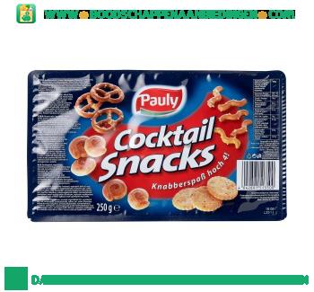 Pauly Cocktailsnacks aanbieding