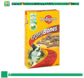 Pedigree Gravy bones aanbieding