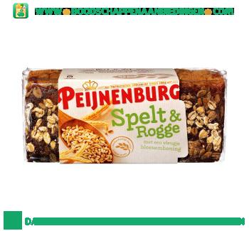 Peijnenburg Spelt & rogge ontbijtkoek aanbieding
