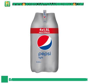 Cola light 4-pak aanbieding
