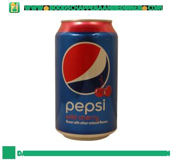 Pepsi Wild cherry aanbieding