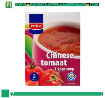 Perfekt 1 kopssoep Chinese tomaat aanbieding