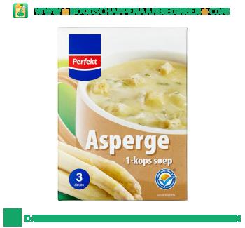 1-kopssoep asperge aanbieding