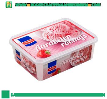 Perfekt Aardbeien roomijs aanbieding