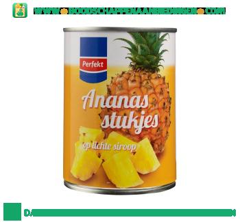 Perfekt Ananasstukjes op siroop aanbieding