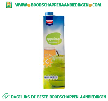 Perfekt Appelsap met vitamine C aanbieding