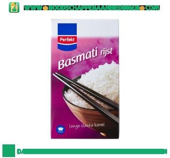 Perfekt Basmati rijst aanbieding