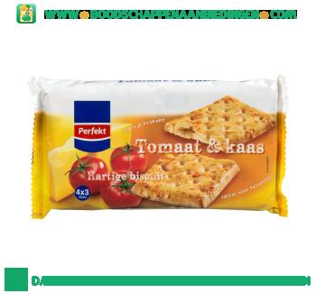 Perfekt Biscuits kaas tomaat aanbieding