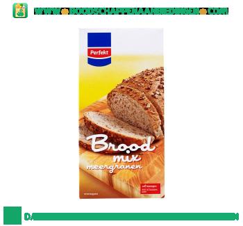 Perfekt Broodmix meergranen aanbieding