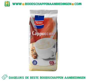 Perfekt Cappuccino aanbieding