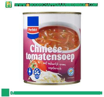 Perfekt Chinese tomatensoep aanbieding