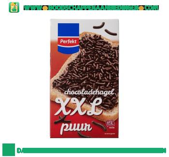 Perfekt Chocolade XXL hagel puur aanbieding