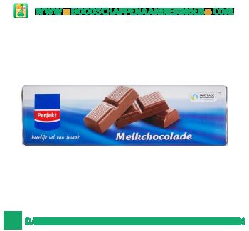 Perfekt Chocoladereep melk fairtrade aanbieding