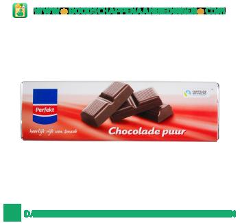Chocoladereep puur fairtrade aanbieding