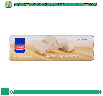 Perfekt Chocoladereep wit fairtrade aanbieding