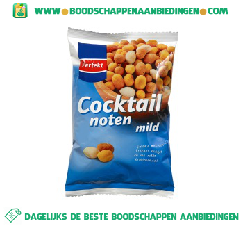 Perfekt Cocktailnoten mild aanbieding