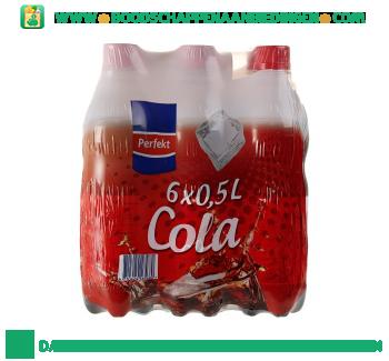 Perfekt Cola regular 6-pak aanbieding