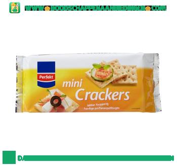 Perfekt Crackertjes naturel aanbieding