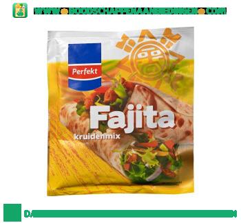 Perfekt Fajita kruidenmix aanbieding