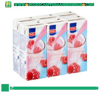 Perfekt Framboos yoghurtdrink 6-pak aanbieding