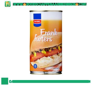 Perfekt Frankfurters aanbieding