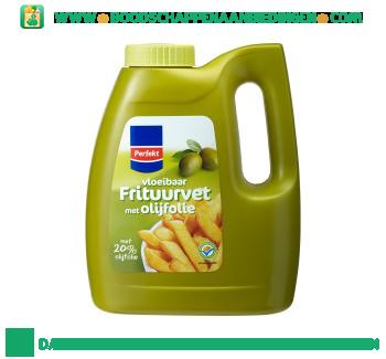 Perfekt Frituurvet met olijfolie vloeibaar aanbieding