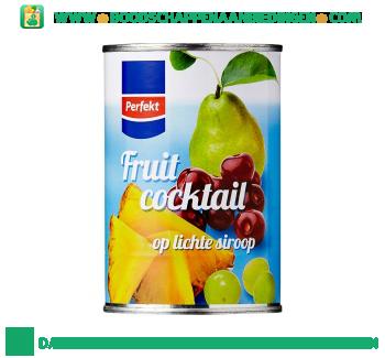 Fruitcocktail op siroop aanbieding