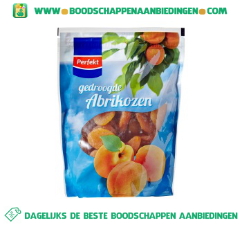 Perfekt Gedroogde abrikozen aanbieding