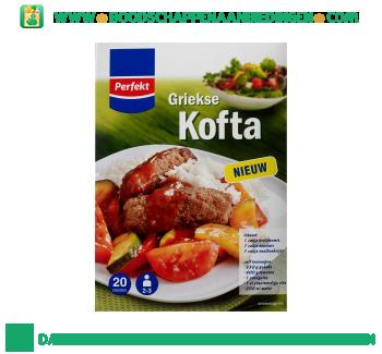 Perfekt Griekse kofta maaltijdpakket aanbieding