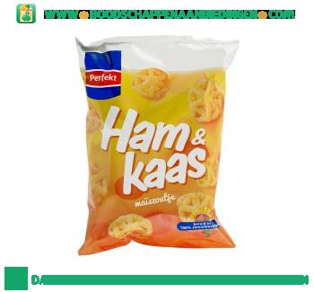 Perfekt Ham & kaas maiszoutjes aanbieding