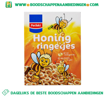 Perfekt Honing ringetjes aanbieding
