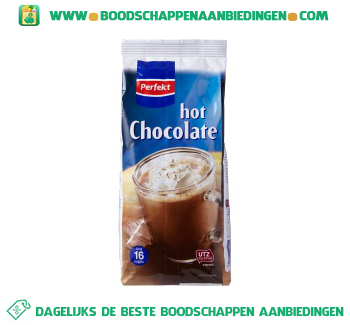 Perfekt Hot chocolate aanbieding