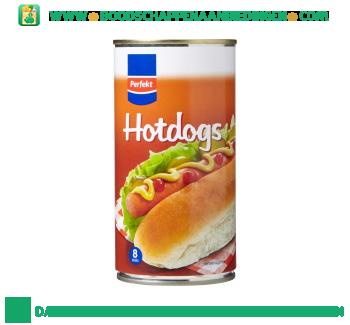 Perfekt Hotdogs aanbieding