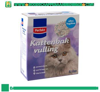 Perfekt Kattenbakvulling ultra hygiëne aanbieding