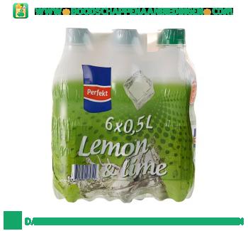 Perfekt Lemon lime 6-pak aanbieding