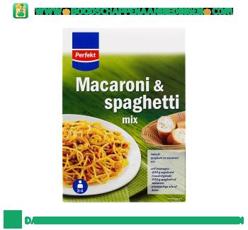 Perfekt Macaroni & spaghetti mix aanbieding