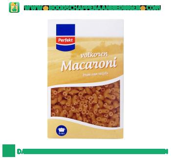 Perfekt Macaroni volkoren aanbieding